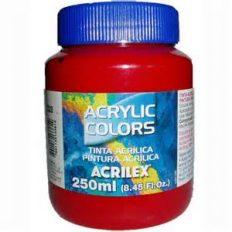 Tinta Acrílica Acrilex 250ml