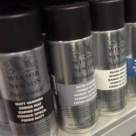 Vernizes em Sprays